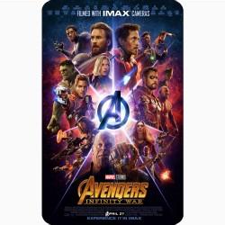 AVENGERS INFINITY WAR (IMAX...