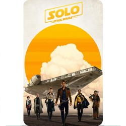 SOLO (STAR WARS) MOVIE...