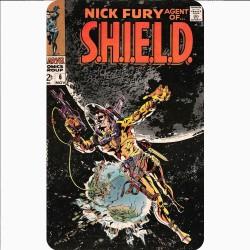 NICK FURY - AGENT OF SHIELD...