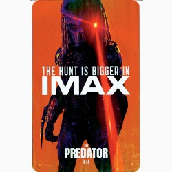 THE PREDATOR (IMAX MOVIE...