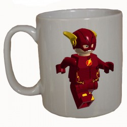 THE FLASH (LEGO) MUG