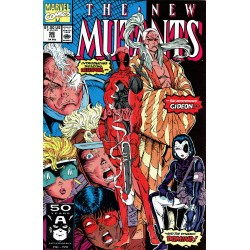 NEW MUTANTS 98 (DEADPOOL -...