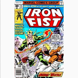 IRON FIST 14 (SABERTOOTH -...