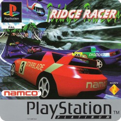 RIDGE RACER (PLAYSTATION)...