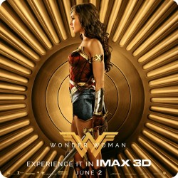 WONDER WOMAN (IMAX MOVIE...