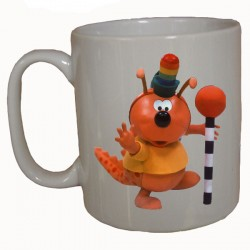 CHORLTON AND THE WHEELIES MUG