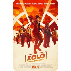 SOLO (GROUP) MOVIE POSTER...