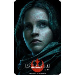 ROGUE ONE (JYN ERSO) MOVIE...
