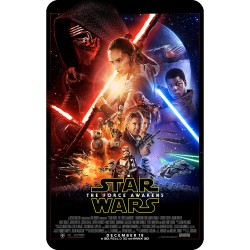 THE FORCE AWAKENS (STAR...