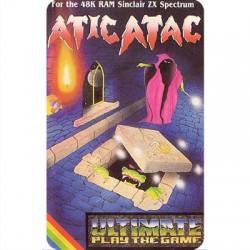 ATIC ATAC (ZX SPECTRUM)...