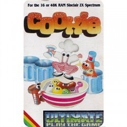 COOKIE (ZX SPECTRUM) GAME...