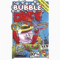 BUBBLE DIZZY (ZX SPECTRUM)...