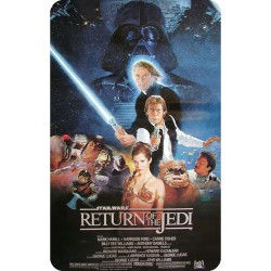 THE RETURN OF THE JEDI...