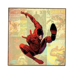 DAREDEVIL (MARVEL) WOODEN...