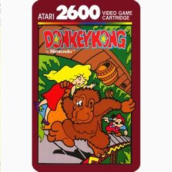 DONKEY KONG (ATARI 2600)...