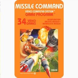 MISSILE COMMAND (ATARI...