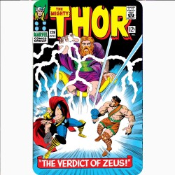 THE MIGHTY THOR 129 (COMIC...