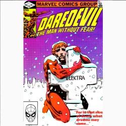 DAREDEVIL 182 (COMIC BOOK...