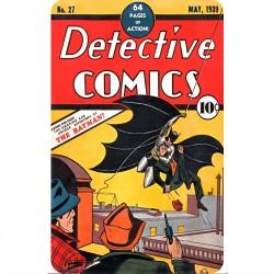 DETECTIVE COMICS NO. 27...
