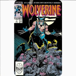 WOLVERINE NO. 1 (COMIC BOOK...