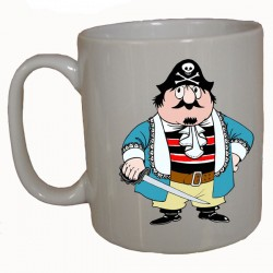 CAPTAIN PUGWASH MUG