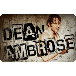 DEAN AMBROSE (WWE) FRIDGE...