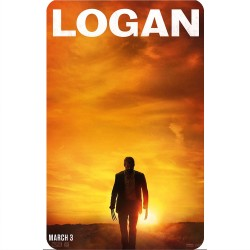 LOGAN (WOLVERINE SUNSET...