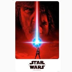 THE LAST JEDI (STAR WARS 8)...