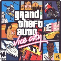 GRAND THEFT AUTO VICE CITY...