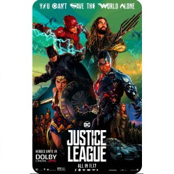 JUSTICE LEAGUE (DOLBY MOVIE...