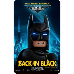 BATMAN LEGO (MOVIE POSTER)...