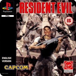 RESIDENT EVIL (PLAYSTATION...