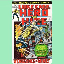 LUKE CAGE HERO FOR HIRE 2...
