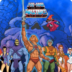 HE MAN (MASTERS OF THE...
