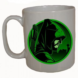THE GREEN ARROW (ARROW) MUG