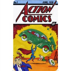 ACTION COMICS 1 (COMIC BOOK...