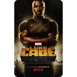 LUKE CAGE (SEASON 1) FRIDGE...