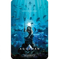 AQUAMAN(MOVIE POSTER)...