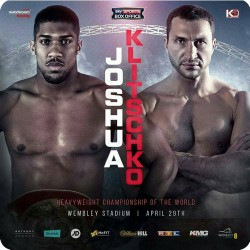 JOSHUA V KLITSCHKO FIGHT...