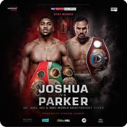 JOSHUA V PARKER FIGHT...