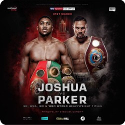 JOSHUA V PARKER FIGHT...