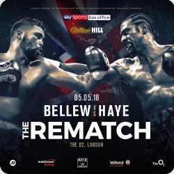 BELLEW V HAYE 2 FIGHT...
