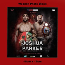 JOSHUA VS PARKER (FIGHT...