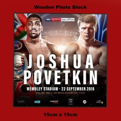 JOSHUA VS POVETKIN (FIGHT...