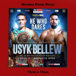 USYK VS BELLEW (FIGHT...