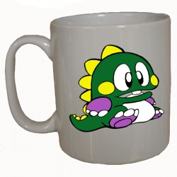 BUBBLE BOBBLE (BUB) MUG