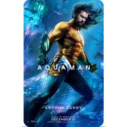 AQUAMAN (ARTHUR CURRY MOVIE...