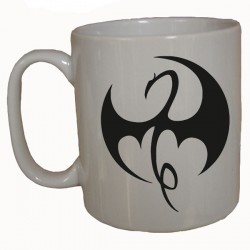 IRON FIST (LOGO) MUG