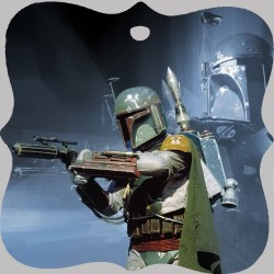 BOBA FETT (STAR WARS)...