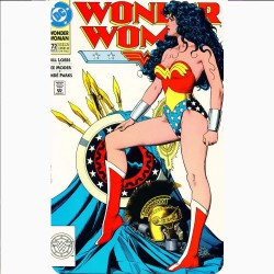 WONDER WOMAN 72 (COMIC BOOK...